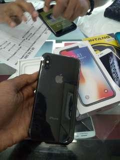 IPhone X 64GB Space Gray Kredit Tanpa CC Proses Cepat