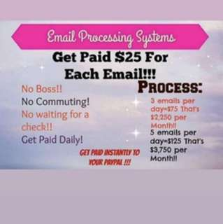 EARN MORE CASH !