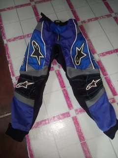 motor racing kidz suit(set na)(4-7y.o)