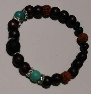 Wooden Essential Oil Bracelet 003