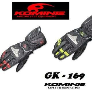 Komine Riding Glove