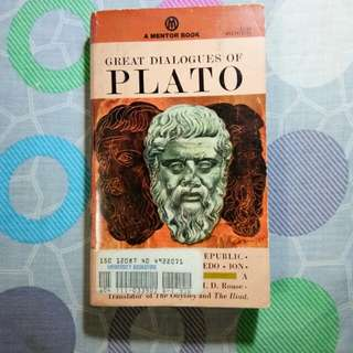 The Great Dialogues of Plato
