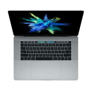 Macbook Pro 15inch MPTR2 16/256GB Kredit Tanpa CC