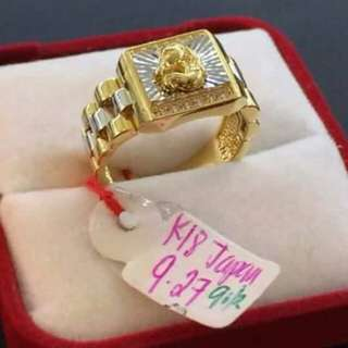 18K Japan Rings for Men
