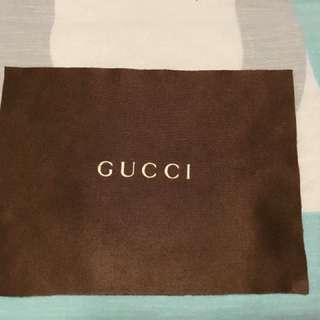 Gucci 眼鏡布