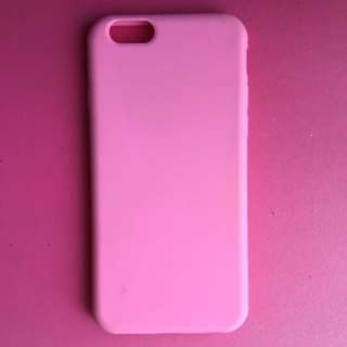 iPhone 6/6s Softcase-Pink
