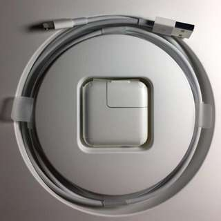 Original Lightning to USB Cable (2m)&Apple 12W Power Adapter