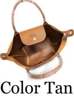 longchamp bag size large