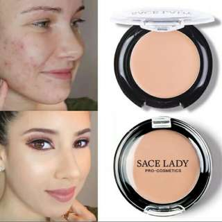 SPACE LADY Full Coverage Cream Flawless Concealer Face