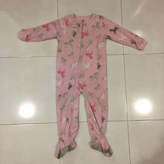 Toddler Sleepsuit