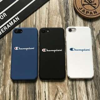 Basic Champion Phone Case