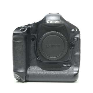 Canon EOS 1D Mark IV DSLR Body Only