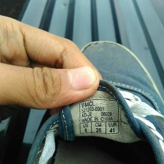 Vans Authentic Navy Original Japan Market