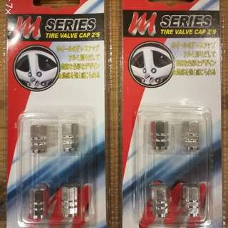 Tire Valve Cap 2'S ( in 2 packs )