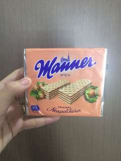 Manners waffle 1 made in austria