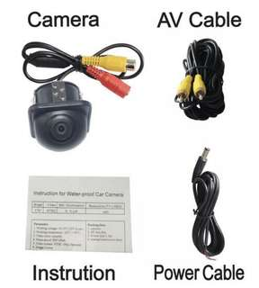 Car Reverse / Rear View Camera - Waterproof, Good Quality