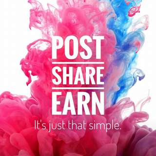 Post Share, and Earn business!