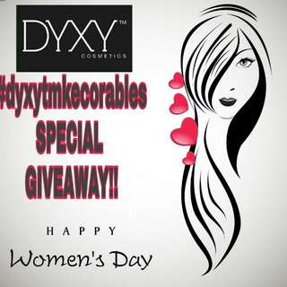 Dyxy Cosmetic Today's Special