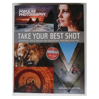 Take Your Best Shot by Miriam Leuchter
