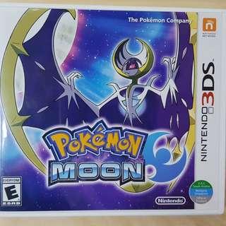 Pre-owned Pokémon Moon