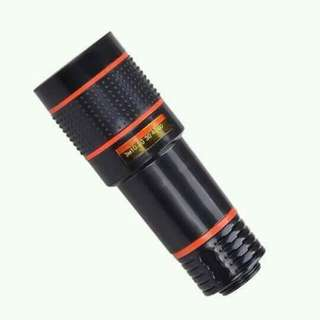 mobile phone zoom lens