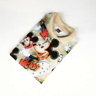 DISNEY Mickey  Tshirt