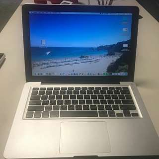 MacBook air late 2011 4GB ram