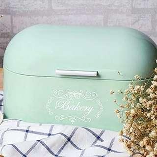 Bread tin box tempat roti kotak laundry deterjen makanan