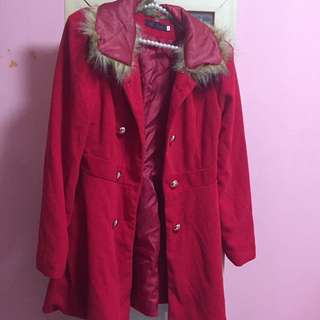 Winter Outerwear red