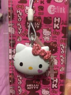 Hello kitty EZ-Link charm