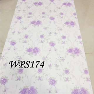 WPS174 SOFT CREAM N PURPLE
