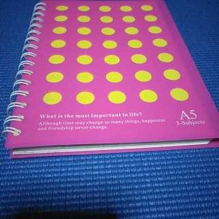 Last Piece Planner Notebook - Offer