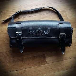 Harley Davidson fork bag