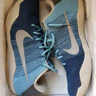 Kobe XI Elite Low Blue Brave