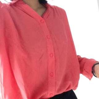 REPRICE Pink Top