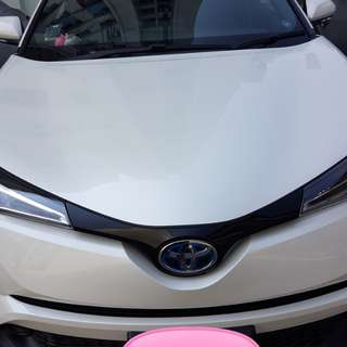 Toyota C-HR Hybrid for Contract Takeover Only