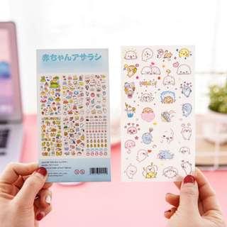 San-X stickers