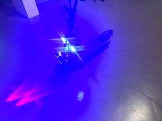 EScooter Passion Dash 3 | 48V 18Ah | with blue light