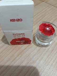 Kenzo flower parfum miniatur