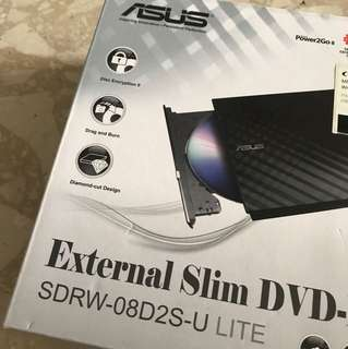 Asus DVD-RW SDRW-08D2S-U Lite