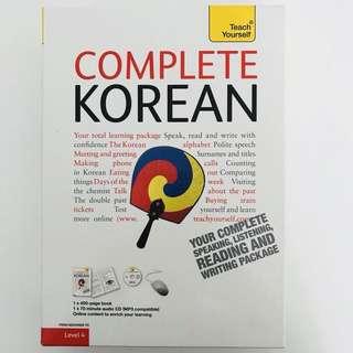 Teach Yourself - Complete Korean