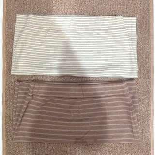 A-Line Stripes Skirts (Bundle)