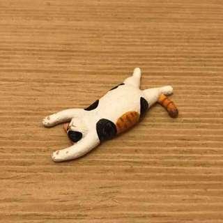 睡眠動物 貓 (交換扭蛋為主 欲直購內洽~)