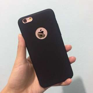 Black Doff iPhone 6/6s Case