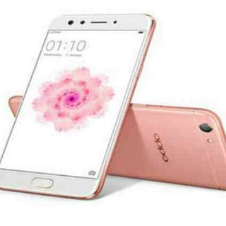 Oppo F3+ Rose Gold (2nd Hand)