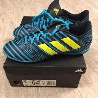 Brand new Adidas Football boots, size US6.5