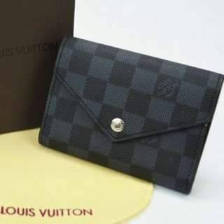 Louis Vuitton Card Holder Graphite