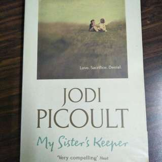 Jodo Picoult - My Sister's Keeper
