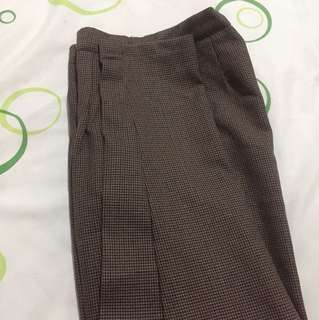 CHINO PANTS BROWN
