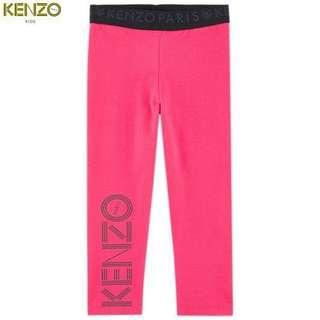 Kenzo girl leggings